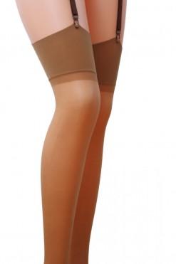 Stockings ST001 beige - 5