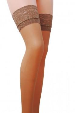 Holdups Stockings ST003 beige - 5