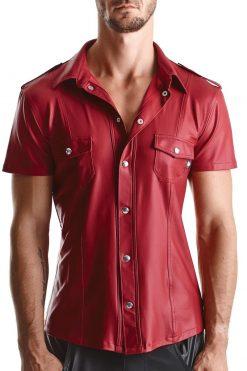 Miesten paita RMCarlo001 punainen